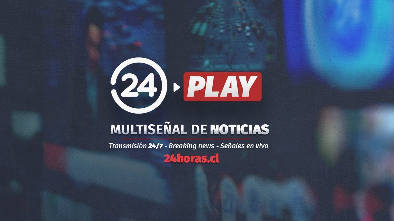 24 Horas En Vivo - TVN Chile