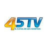 45TV en vivo desde Honduras