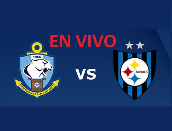 Antofagasta vs Huachipato EN VIVO - Copa Sudamericana