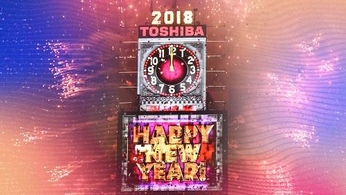 Año Nuevo En Vivo desde Nueva York Times Square