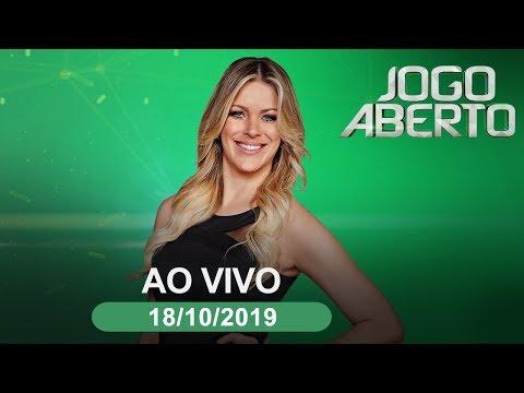[AO VIVO] JOGO ABERTO