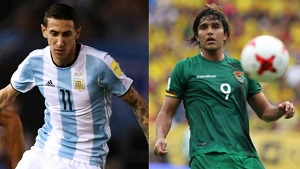 Argentina vs Boliva - Eliminatorias Rusia 2018