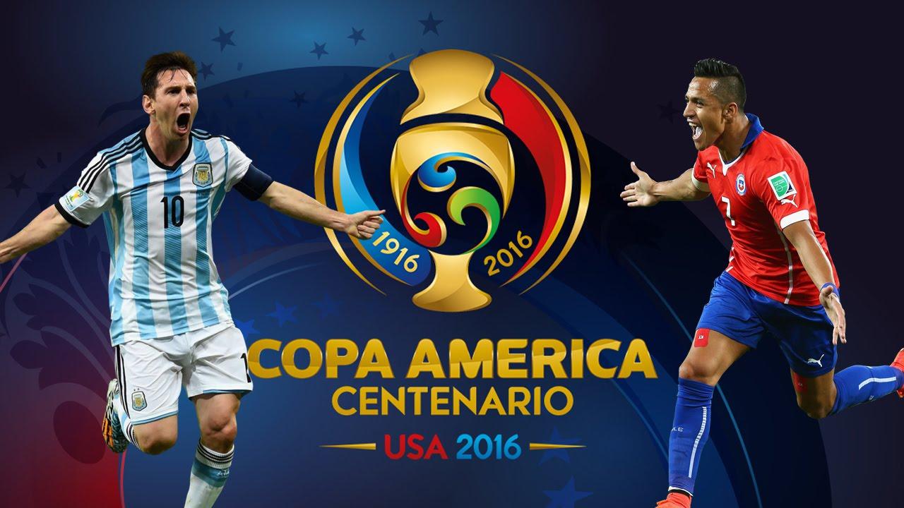 Argentina vs Chile En Vivo - Copa America