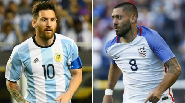 Argentina vs Estados Unidos En Vivo - Copa America