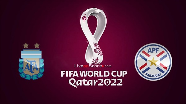 Argentina vs Paraguay - EN VIVO - Eliminatorias Qatar 2022