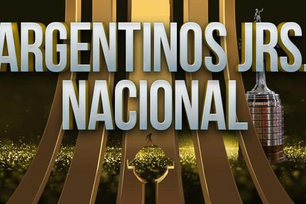 Argentinos Jrs vs Nacional EN VIVO - Copa Libertadores EN DIRECTO
