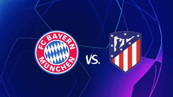 Atlético de Madrid vs FC Bayern Munchen - Champions League EN VIVO
