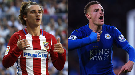 Atlético Madrid vs Leicester City En Vivo - Champions League Online