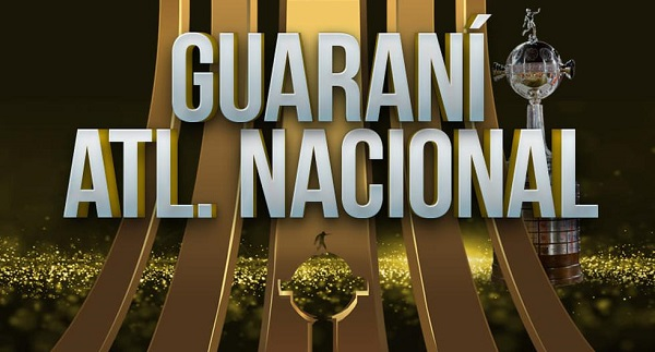 Atlético Nacional vs Guaraní EN VIVO - Copa Libertadores
