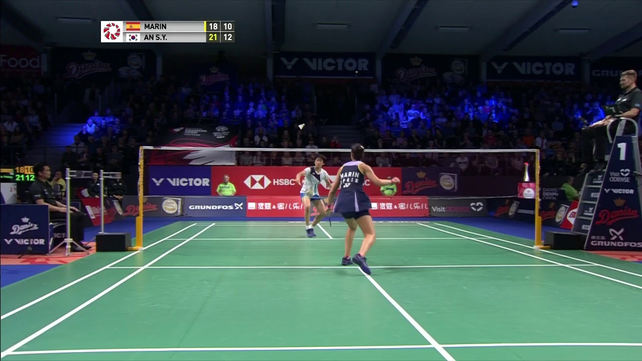 Badminton World TV EN VIVO