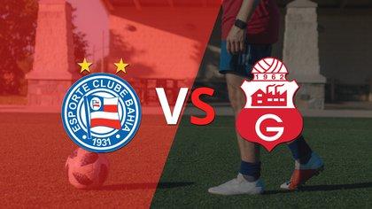 Bahía vs Guabirá EN VIVO - Copa Sudamericana
