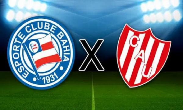 Bahía vs Unión EN VIVO - Ver la Copa Sudamericana