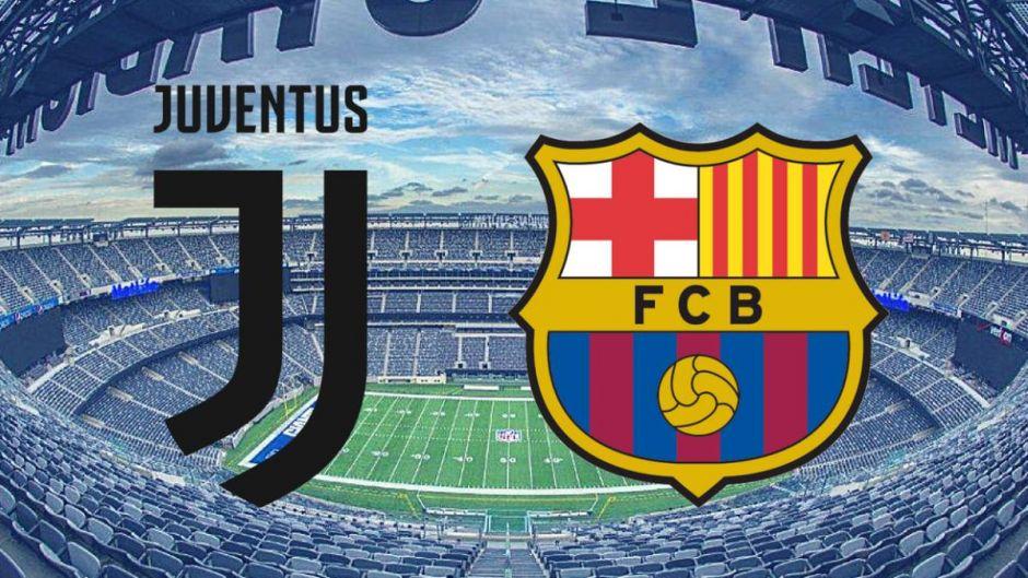 Barcelona vs Juventus En Vivo - Champions League Online