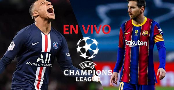 Barcelona vs PSG EN VIVO