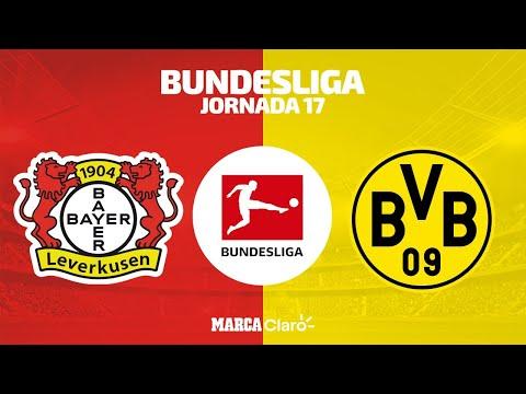 Bayer Leverkusen vs Borussia Dortmund | Bundesliga EN VIVO