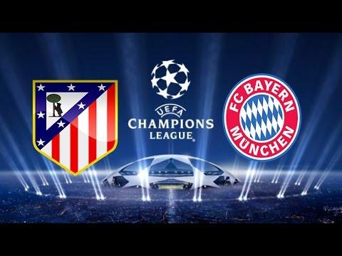 Bayern Munich vs Atlético Madrid En Vivo