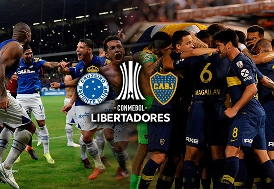 Boca Juniors vs Cruzeiro En Vivo
