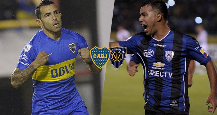 Boca vs Independiente del Valle En Vivo