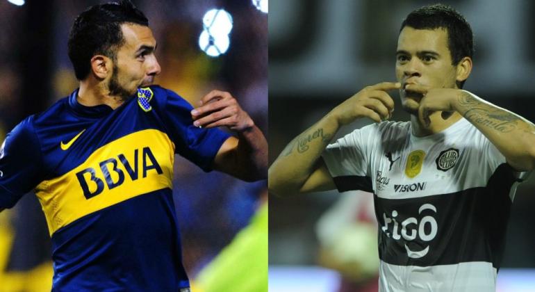 Boca vs Olimpia - Amistoso Internacional En Vivo