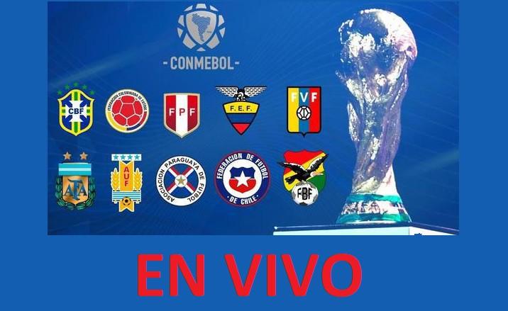 Bolivia vs Venezuela EN VIVO - Eliminatorias Catar 2022