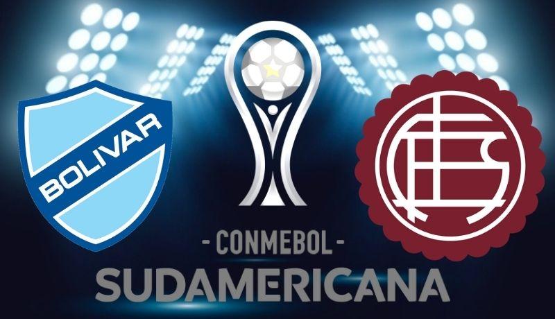 Bolívar vs Lanús EN VIVO - Ver la Copa Sudamericana