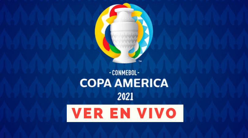Brasil vs Chile EN VIVO - Copa América 2021