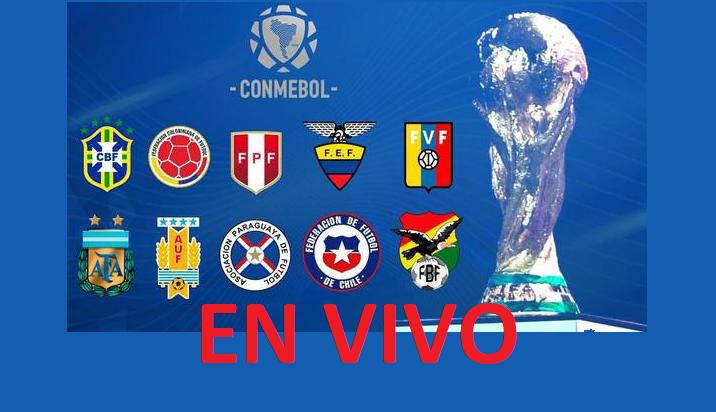 Brasil vs Ecuador EN VIVO - Eliminatorias Catar 2022