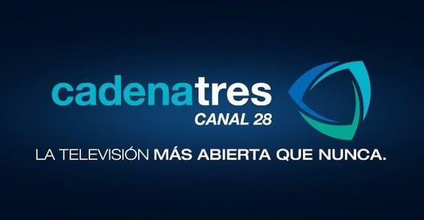 Cadena tres - canal 28