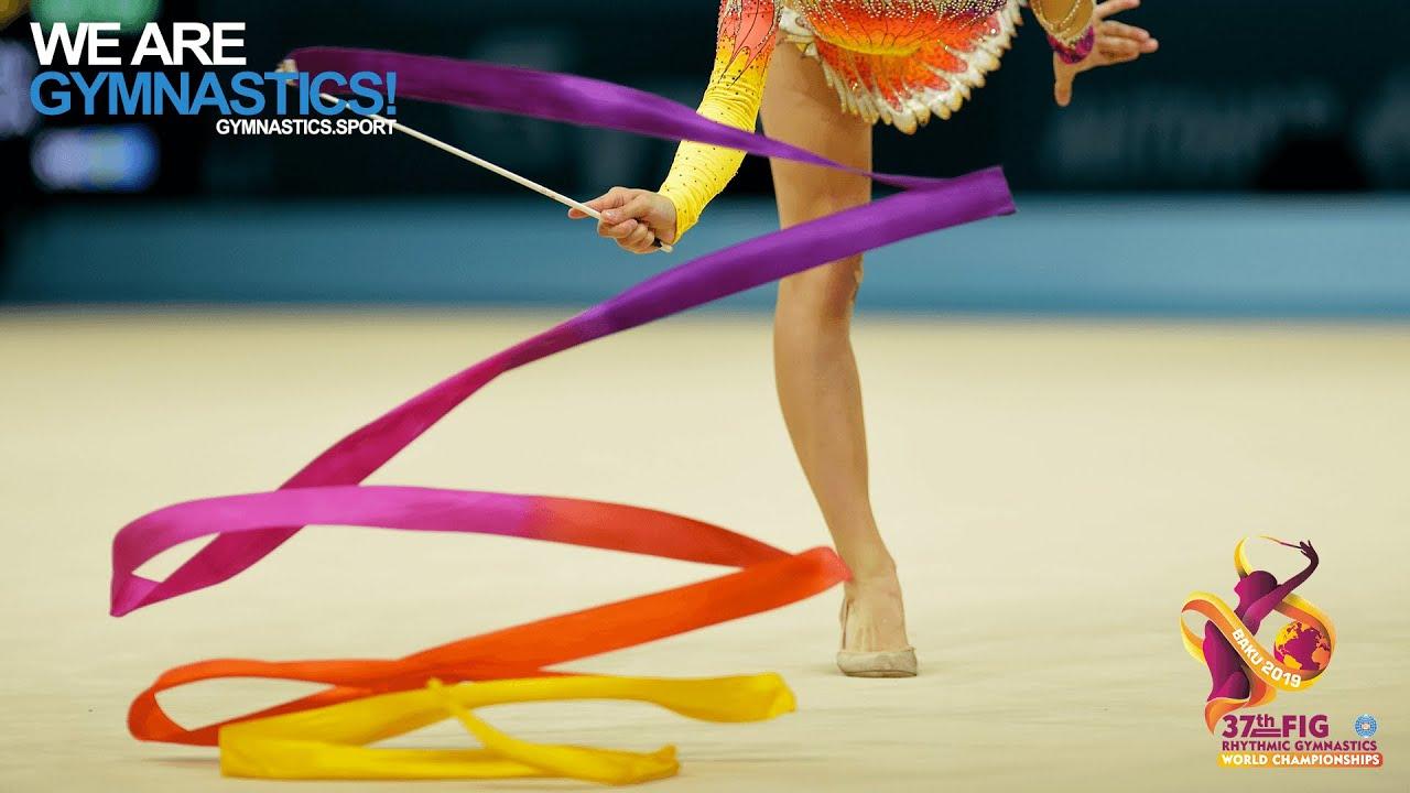 Campeonato del mundo de gimnasia rítmica - EN VIVO