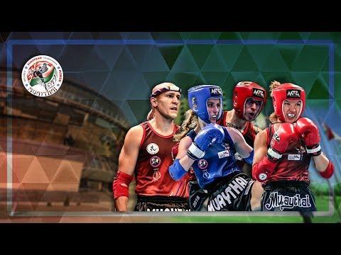 Campeonato Europeo de Muay Thai EN VIVO