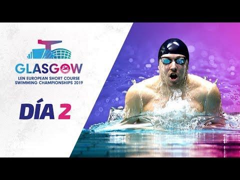 Campeonato Europeo de Natación en Piscina Corta 2019 EN VIVO