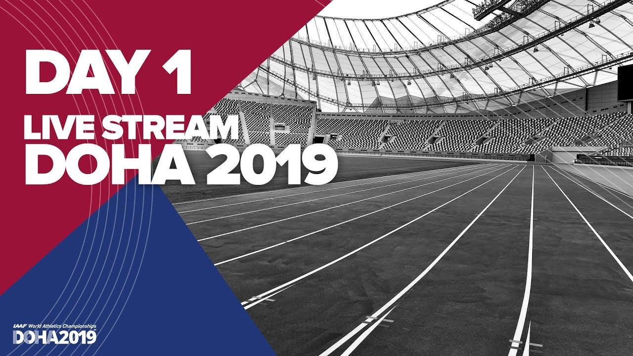 Campeonato Mundial de Atletismo IAAF DOHA