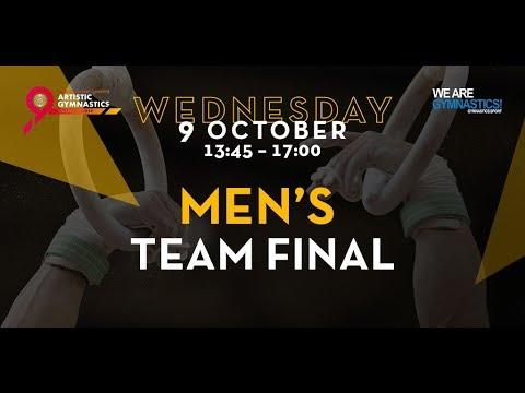Campeonato Mundial de Gimnasia Artística - Finales EN VIVO