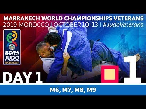 Campeonato Mundial de Judo - Veteranos