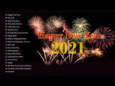 Canciones de Año Nuevo 2021 EN VIVO 24hs