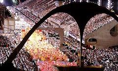 Carnaval de Brasil en vivo