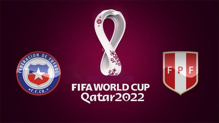 Chile vs Perú - EN VIVO - Eliminatorias Qatar 2022