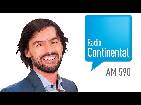 Closs Continental EN VIVO - Radio Continental