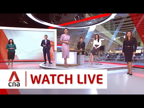 CNA 24/7 LIVE Breaking News