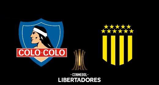 Colo Colo vs Peñarol - Copa Libertadores EN VIVO