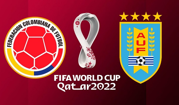 Colombia vs Uruguay - EN VIVO - Eliminatorias Qatar 2022