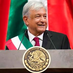 Conferencia de Prensa desde el Palacio Nacional de México