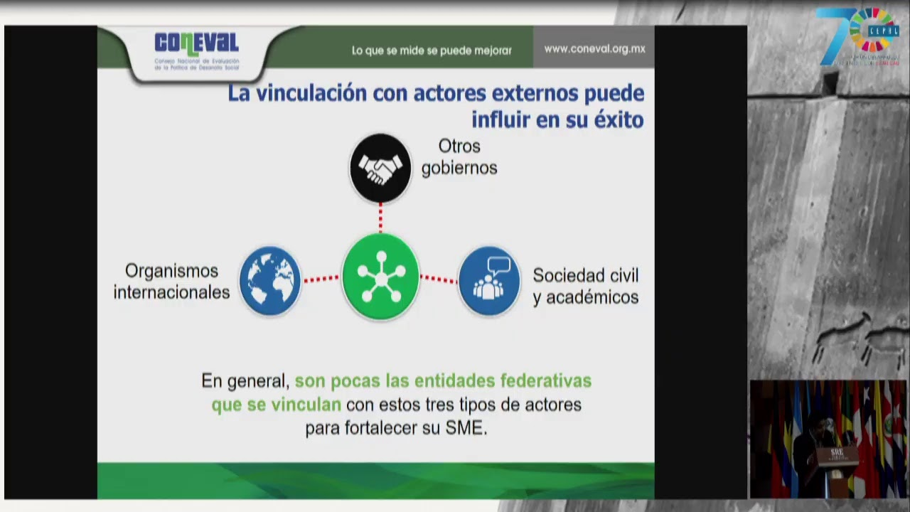 Conferencias de CEPAL En Vivo