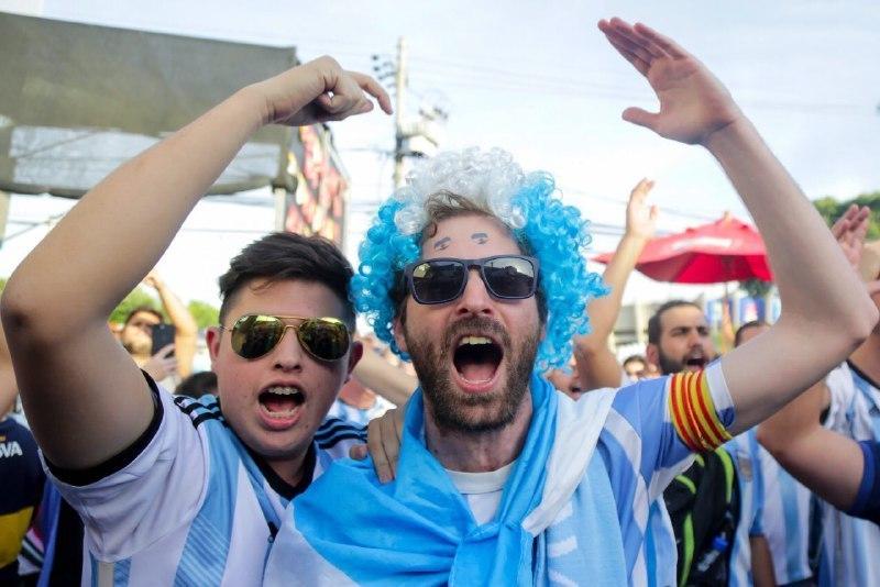 Copa América En Vivo - Argentina vs Chile