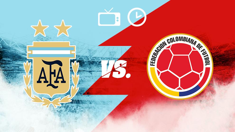 Copa América En Vivo - Argentina vs Colombia