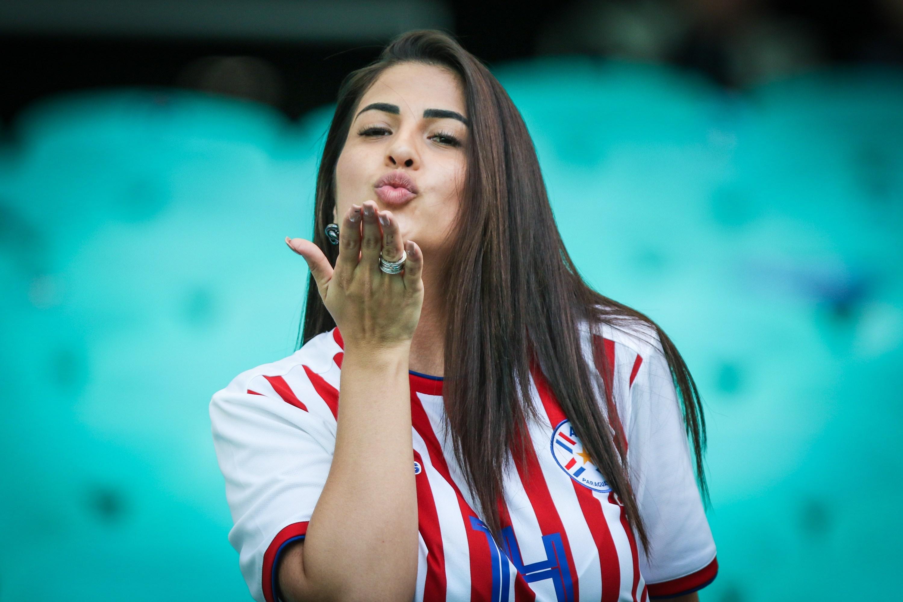 Copa América En Vivo - Brasil vs Paraguay