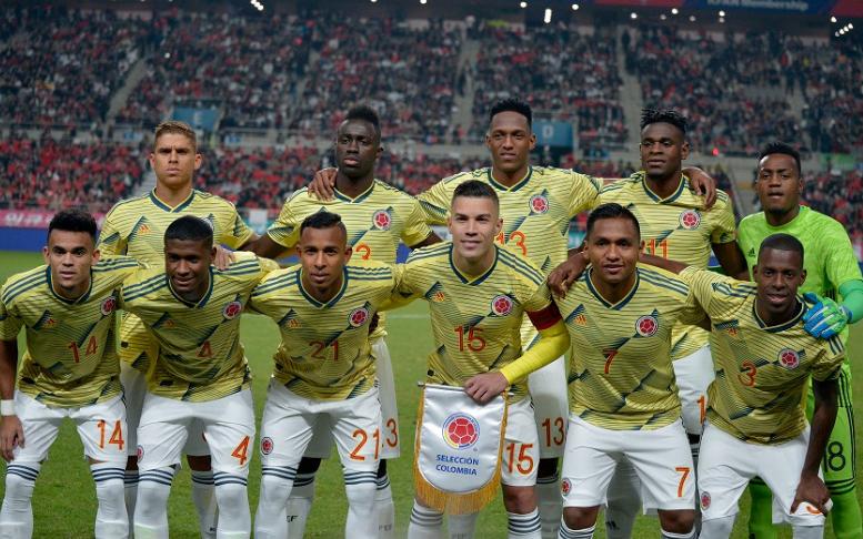 Copa América En Vivo - Colombia vs Catar