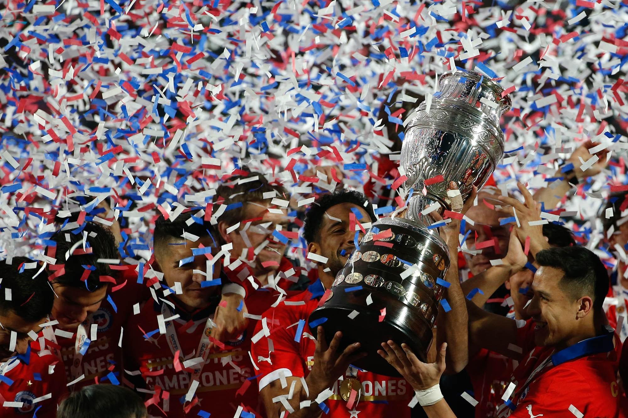 Copa América En Vivo - Ecuador vs Chile