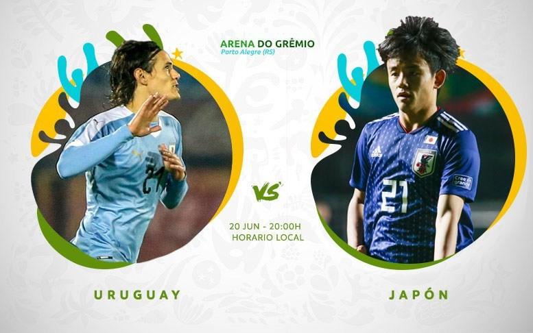 Copa América En Vivo - Uruguay vs Japón