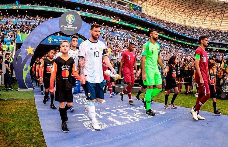 Copa América En Vivo - Venezuela vs Argentina